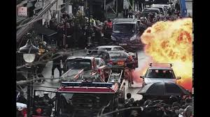 film foreigner 2016 big explosion in london the scene from the foreigner starring
