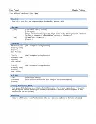 Free Modern Resume Template Resume Templates For Microsoft Word Open Office Resume Templates
