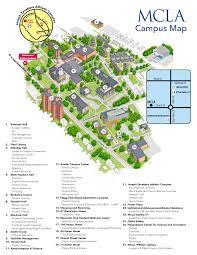 Boston University Campus Map Visit Mcla