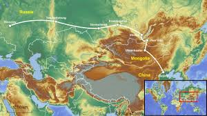 Siberia On World Map by Introducing Our Newest Rail Tour The Palace Trains Grand Trans