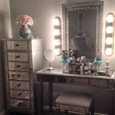 Bedroom Vanity Table With Drawers Dresser For Makeup Best Makeup Dresser Ideas On Makeup Desk