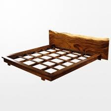 d礬couvrez nos lits en bois massif design pour un sommeil zen