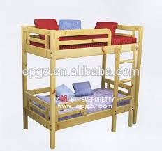 Bunk Bed With Cot Wooden Children Bunk Bed Baby Cot With Stairs Kids Bed Buy