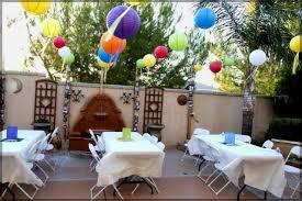 Outdoor Party Decoration Ideas Graduation Decoration Ideas For Outdoor Party Decorating Of Party