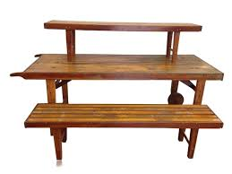 Wisconsin Furniture Company Twin Pedestal Table Estate Auction Antiques Collectibles U0026 Select Contemporary