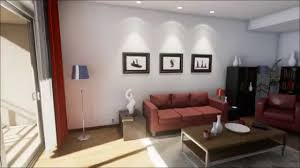 unreal engine 4 realistic room demo preview youtube