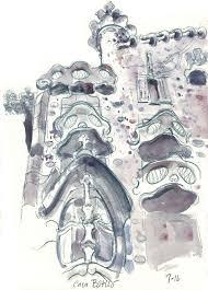 308 best barcelona drawing images on pinterest barcelona spain