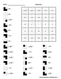 simplify exponents worksheets simplifying exponents color worksheet by aric tpt