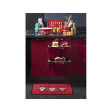 cadre paillasson interieur chouette cuisine tapis de patio lemiyo rouge dlp pier import