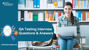 qa testing interview questions and answers for experienced fresher