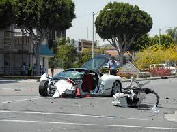 fatal lamborghini crash chinese student driving ferrari killed by drunk driver in la