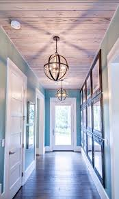 Hallway Ceiling Lights The Ceiling Is Beautiful Troy Lighting F2514wi Flatiron Weathered