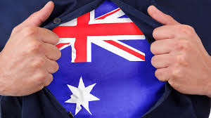 Austrslia Flag Ask Lh Should The Australian Flag Be Banned As A Fashion Item