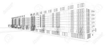 architektur cad architektur 3d umgebung konstruieren auf cad lizenzfreie fotos