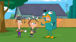 Phineas And Ferb Backyard Beach Game Technology Vs Nature Phineas And Ferb Wiki Fandom Powered By