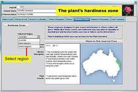 Gardening Zones Usa - cad international plantfile pro