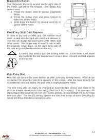 ips2007sspm parking meter with data collection user manual mk5
