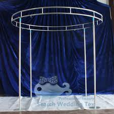 wedding backdrop online wedding bakdrop stand background stent pipes in shape for