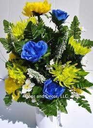 amazon com cemetery decorations grave decorations cemetery vase