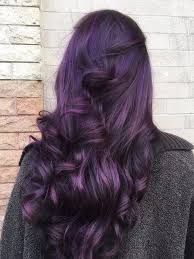 brown plum hair color plum hair colors for 2018 new haircuts to try for 2018