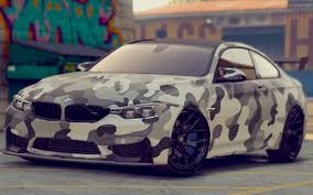 bmw m4 stanced 2015 bmw f82 m4 camo paintjob hq gta5 mods com