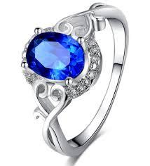 blue gem rings images Rings forever avenue png
