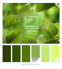 pantone 2017 color of the year greenery 15 0343