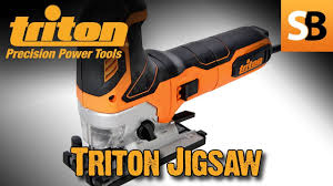 triton tjs001 pendulum action 750w jigsaw review youtube