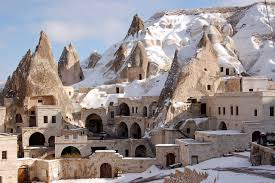fairy chimney hotel in göreme ll hotel stay cappadocia and