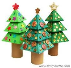 Arts And Crafts Christmas Tree - pin van marloes houkema op kerst pinterest kerst en logs
