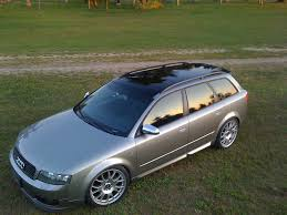 Audi A4 B6 Custom Interior Post Your Atlas Grey A4 Avant Before And After