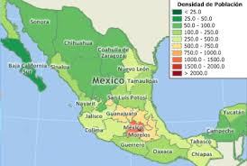 map of the mexico maptitude mapping software for mexico