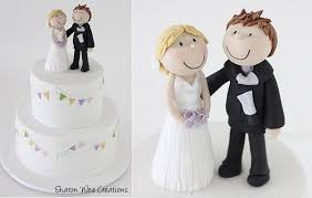 wedding cake toppers and groom groom cake topper tutorials cake magazine