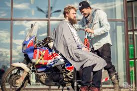 is this the most extreme hairdresser ever daredevil barber quits