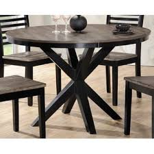 high top round kitchen table 42 inch round dining table wayfair
