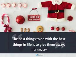 rhyming quotes about christmas 13 quotes on the joy and importance of giving bplans