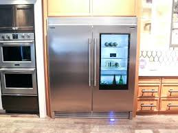 kitchen island with refrigerator best built in refrigerator 2017 kitchen island ideas