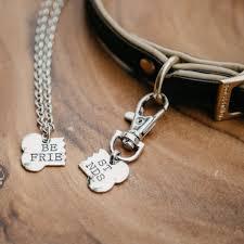 necklace best friend images 2 piece best friend necklace and pet tag set jpg