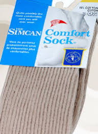 Comfort Zip Code A And J Wellness Products Cotton Comfort Diabetic Socks