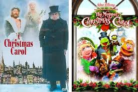a christmas carol u0027 which movie version is your favorite