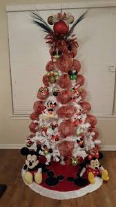 Christmas Mice Decorations The 25 Best Mickey Mouse Christmas Tree Ideas On Pinterest