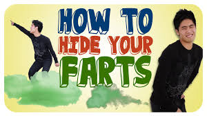 how to how to hide your farts youtube