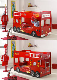fire truck kids bed home design ideas