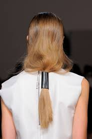 leather hair accessories hair trend report leather hair accessories hair trend report