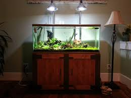 Aquarium Led Lighting Fixtures Semi Diy Led Setup On 55g Home Depot 5000k Led Bulbs The Planted
