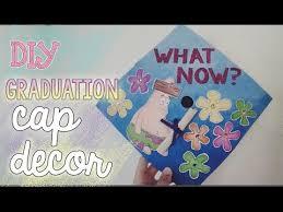 graduation caps decorations diy graduation cap decoration