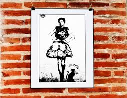 black white frida kahlo print download frida kahlo wall art