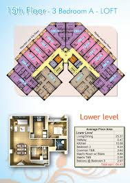 2 Bedroom Condo Floor Plans The Persimmon Condo Units For Sale Code Cd 8078 Cebu City