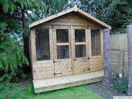 Garden Summer Houses Scotland - sheds and workshops perth scotland