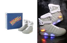 light up high tops nike you can now buy marty mcfly s light up high tops for under 100